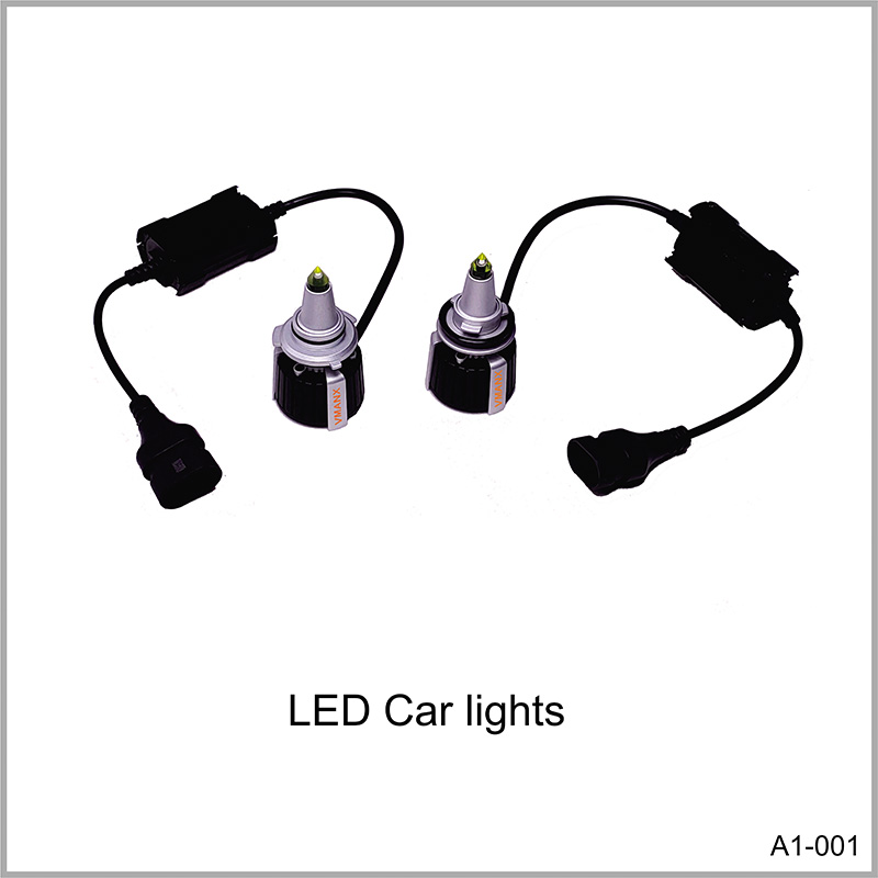 LED car lighs